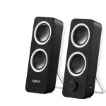 LOGITECH 980-000810 LOGITECH Z200 MULTIMEDIA SPEAKERS - MIDNIGHT BLACK