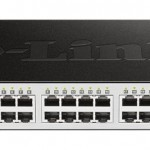 D-LINK DGS-1210-28 24-PORT 10 100 1000MBPS GIGABIT SMART  4 X SFP