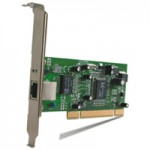 DIGICOM 8E4191 SCHEDA DI RETE PCI LAN ETHERNET 10/100/1000 32 BIT