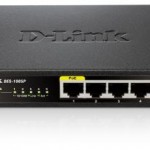 D-LINK DES-1005P 5-PORT 10 100MBPS DESKTOP SWITCH WITH ONE POE PORT