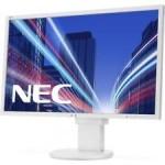 NEC 60003682 E243WMI 24WLED 1000 1 250 5MS 1920X1080 DVI WHITE