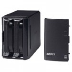 BUFFALO HD-WL4TU3R1-EB DRIVESTATION DUO 4TB USB 3.0 2X 2TB HDD RAID 0 1