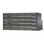 CATALYST 2960-X 48 GIGE POE 370W 4X1G SFP LAN BASE