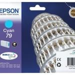 EPSON C13T79124010 CARTUCCIA 79 TORRE DI PISA STANDARD L CIANO