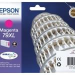 EPSON C13T79034010 CARTUCCIA 79XL TORRE DI PISA ELEVATA XL MAGENTA