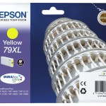 EPSON C13T79044010 CARTUCCIA 79XL TORRE DI PISA ELEVATA XL GIALLO