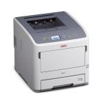 OKI 45487002 B721DN PRT A4 B/N 47PPM 1200X1200 DPI ETH/USB