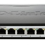D-LINK DGS-1100-08 8-PORT 10 100 1000 MBPS SWITCH
