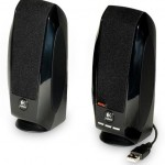 LOGITECH 980-000029 LOGITECH SPEAKERS S150 2.0 - BLACK - USB
