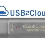 KINGSTON DTLPG3/8GB 8GB USB 3.0 DT LOCKER+ G3