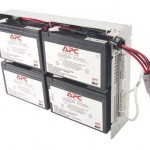 APC RBC23 BATTERIE SOSTITUTIVE SU1000 RACK