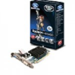 SAPPHIRE 11166-45-20G VGA 5450 2G DDR3 64B VGA-DVID-HDMI