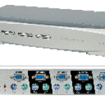 LINDY LINDY32921 KVM SW.PRO VGA PS 2 AUDIO