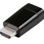 LINDY LINDY38194 ADATTATORE DONGLE HDMI TIPO A A VGA