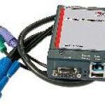 LINDY LINDY39414 IP KVM SWITCH CLASSIC USB