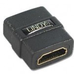 LINDY LINDY41230 HDMI DOPPIA FEMMINA F F GOLD