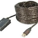 LINDY LINDY42630 PROLUNGA ATT.USB2.0 HUB 10M