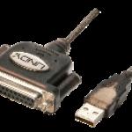 CONVERTITORE USB PARALLELODB25