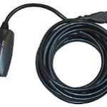 LINDY LINDY42915 PROLUNGA ATTIVA USB 2.0. 5M