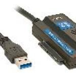 LINDY LINDY43119 ADATTATORE USB 3.0 SATA 3.0