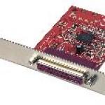 LINDY LINDY51185 SCHEDA PCIE 1P EPP ECP
