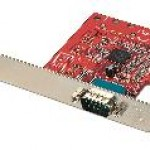 LINDY LINDY51186 SCHEDA PCI EXPRESS 1 PORTA SERIALE RS-232