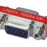 LINDY LINDY70094 MINI-ADATT. 15 POLI HD F F