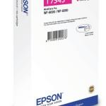 EPSON C13T754340 CARTUCCIA PRO T7543  690 ML XXL MAGENTA