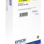 EPSON C13T754440 CARTUCCIA PRO T7544  690 ML XXL GIALLO