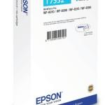 EPSON C13T755240 CARTUCCIA DURABRITE  PRO T7552  390 ML XL CIANO