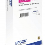 EPSON C13T755340 CARTUCCIA DURABRITE  PRO T7553  390 ML XL MAGENTA