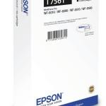 EPSON C13T756140 CARTUCCIA DURABRITE PRO T7561 500 ML L NERO