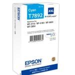 EPSON C13T789240 CARTUCCIA ULTRA T789  342 ML ELEVATA XXL CIANO