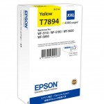 EPSON C13T789440 CARTUCCIA ULTRA T789  342 ML ELEVATA XXL GIALLO