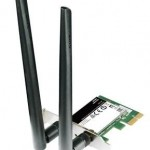 D-LINK DWA-582 WIRELESS AC1200 DUAL BAND PCI EXPRESS ADAPTER