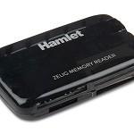 HAMLET XZR751U ZELIG READER 75 USB 2.0