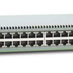 24 PORT MANAGED COMPACT FAST ETHERNET SWITCH