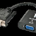 LINDY LINDY38189 CONVERTER DVI-D A VGA
