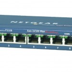 PROSAFE SWITCH FAST ETHERNET 8 PORTE