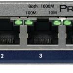 NETGEAR GS105E-200PES SW 5P 10 100 1000 MBPS METAL CASE
