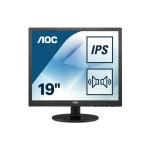 19 IPS 1280X1024 DVI-D MULTIM VESA BLACK