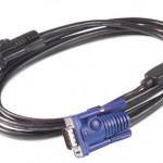APC AP5253 APC CAVO USB E VIDEO PER KVM 1.8MT
