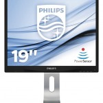 PHILIPS 19P4QYEB/00 19 LCD LED 1280X1024 5MS 250 CD M2 DP VGA DVI