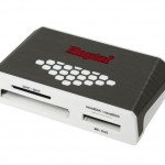 KINGSTON FCR-HS4 USB 3.0 HIGH-SPEED MEDIA READER
