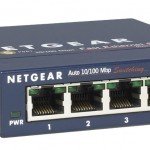 NETGEAR FS105-300PES PROSAFE SWITCH FAST ETHERNET 5 PORTE 10 100BASE-TX