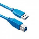 VULTECH SC10803 CAVO USB 3.0 MASCHIO TO USB 3.0 B MASCHIO 2MT.