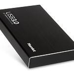 BOX ESTERNO USB 3.0 PER HARD DISK O SSD DA 2.5
