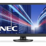 NEC 60003810 NEC ACCUSYNC AS242W BLACK