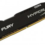 KINGSTON HX426C15FB/4 4GB 2666MHZ DDR4 CL15 DIMM HYPERX FURY BLACK