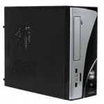 CASE MICRO ATX+ ALIMENTATORE 500W CARD READER INT